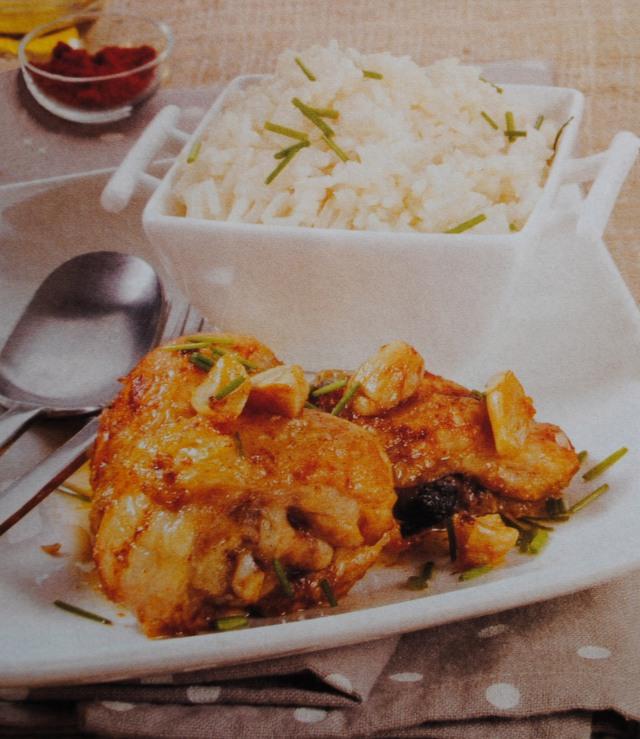 Coxas de frango no forno (2)