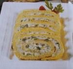 Torta de alho-francês