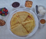 Crepes a gosto