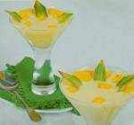Creme de ananás