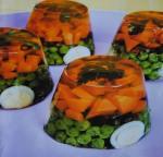 Gelatina de legumes